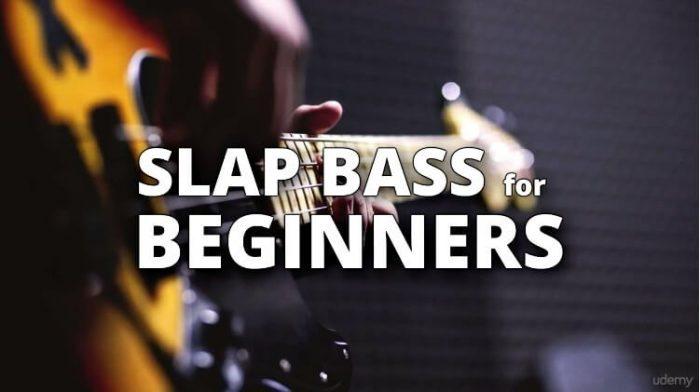 Udemy Slap Bass For Beginners