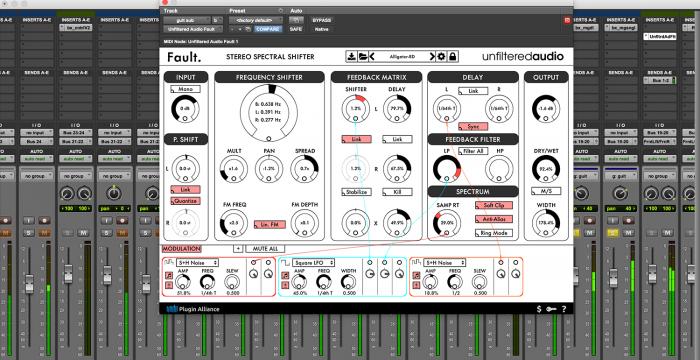 Unfiltered Audio Fault alt