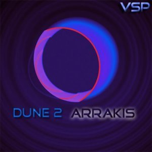Vintage Synth Pads Dune 2 Arrakis