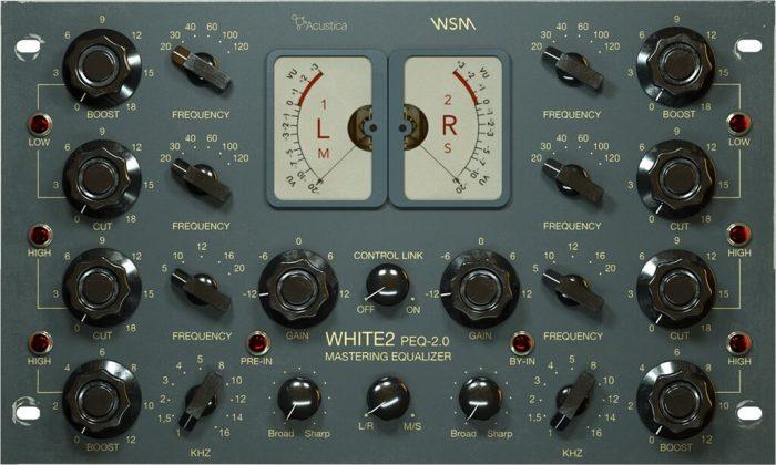 Acustica Audio White2