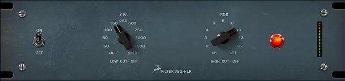 Antilope Audio VEQ-HLF