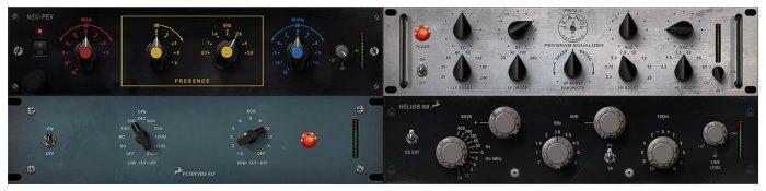 Antilope Audio vintage modeling