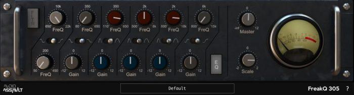 Audio Assault FreakQ 305