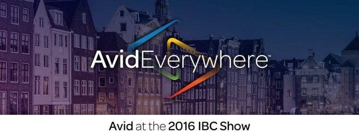 Avid Everywhere Amsterdam