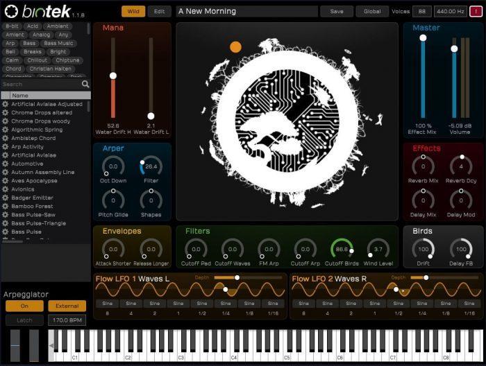 Biotek Sound Desinger Edition