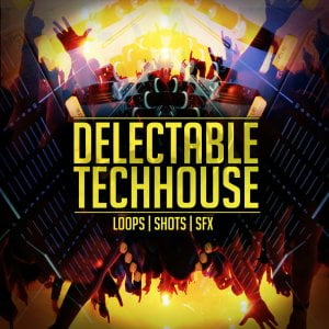 Delectable Records Delectable Tech House
