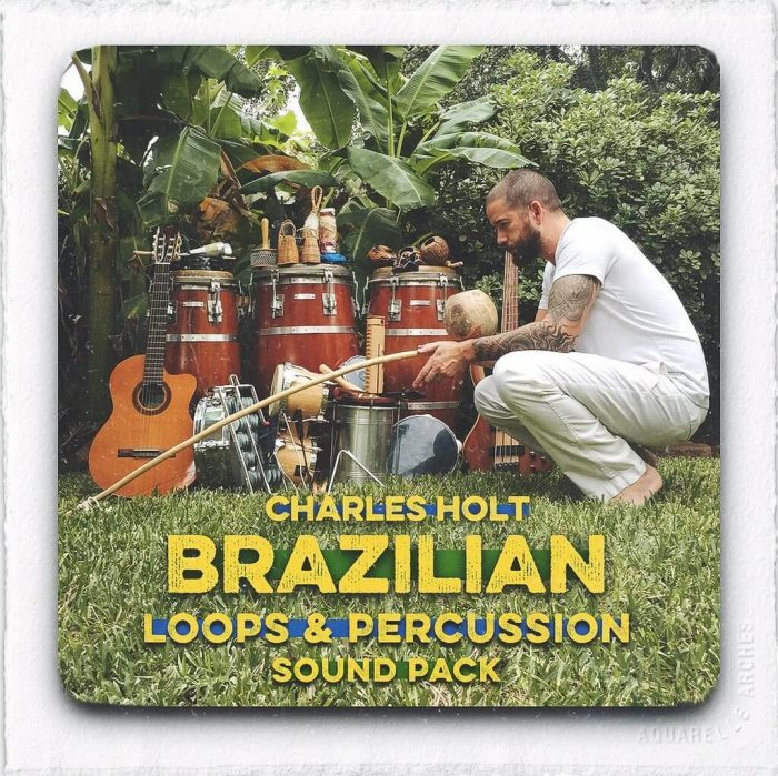Drum Broker Charles Holt Brazilian Loops & Percussion