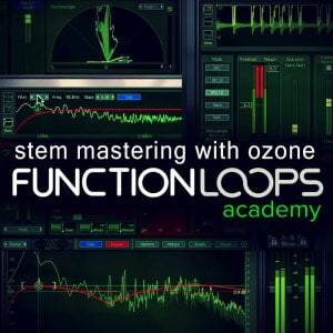 Function Loops Stem Mastering with Ozone