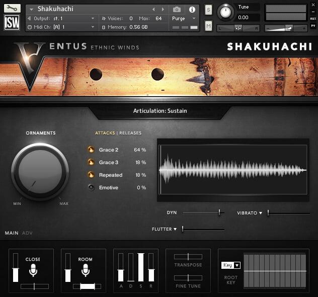 Impact Soundworks Ventus Shakuhachi 1