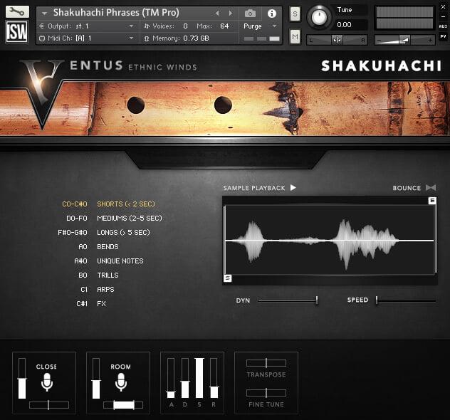 Impact Soundworks Ventus Shakuhachi 2
