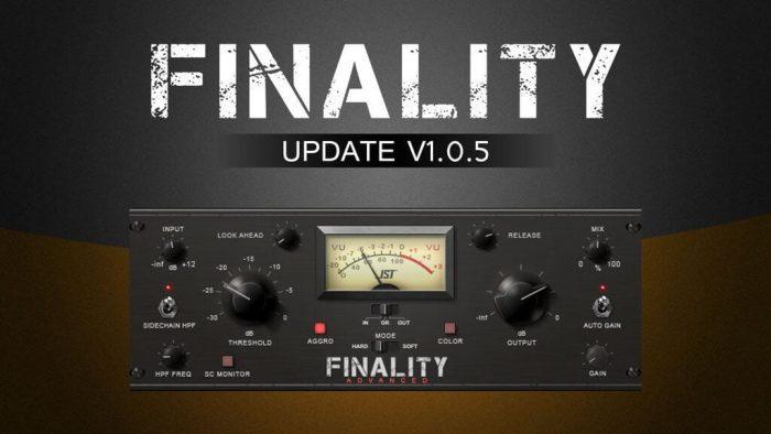 Joey Sturgis Tones Finality update