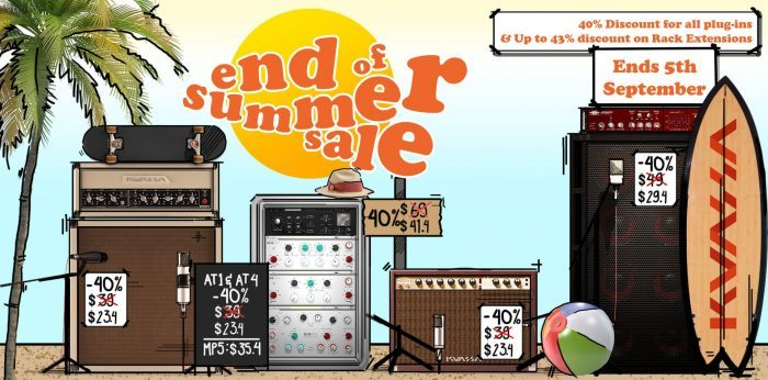 Kuassa Summer Sale