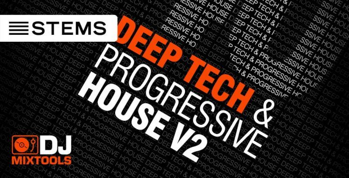 Loopmasters Deep Tech & Progressive House Vol 2