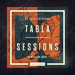 Loopmasters KV Bala Krishnan - Tabla Sessions