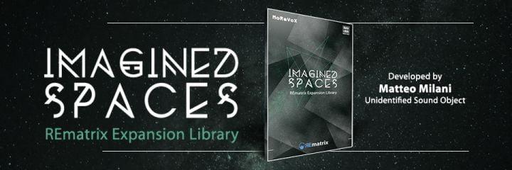 Morevox Imagined Spaces