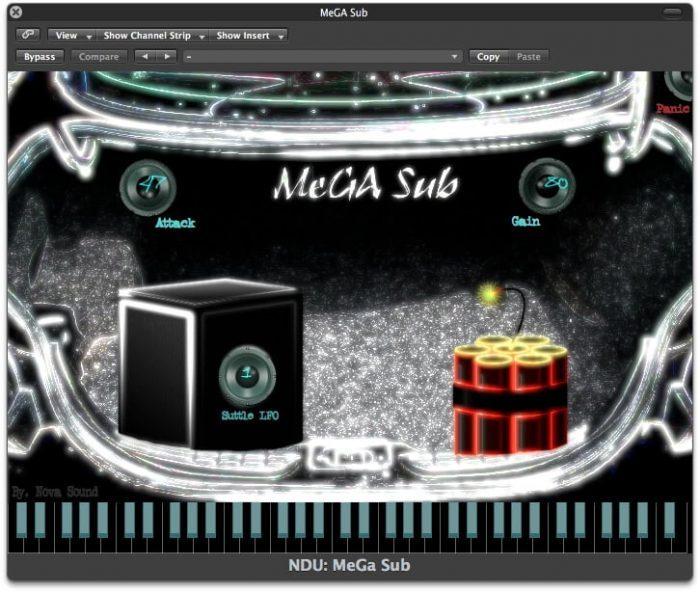 Nova Sound MeGA Sub