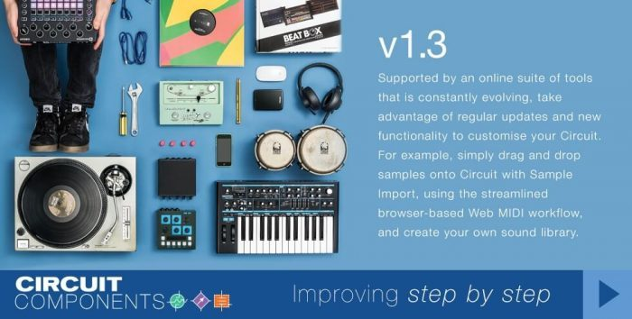 Novation Circuit 1.3