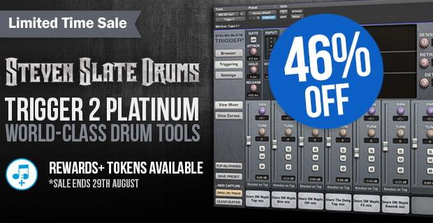 PIB Slate Digital Trigger 2 Platinum sale