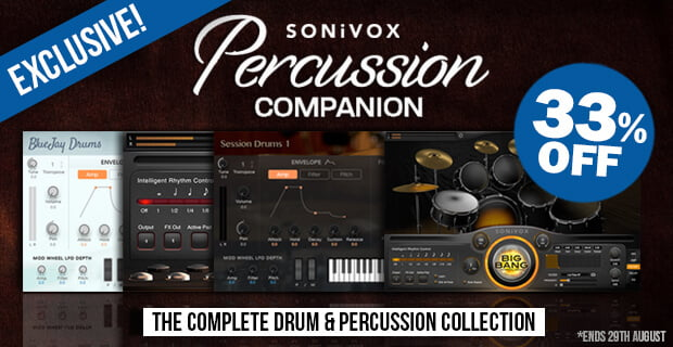 PIB Sonivox Percussion Companion sale