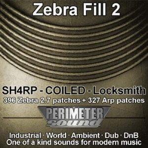 Perimeter Sound Zebra Fill 2