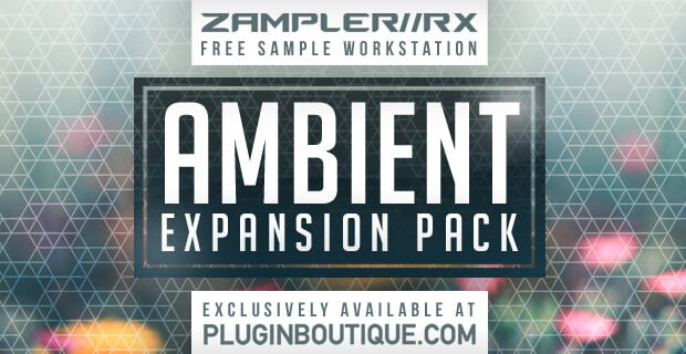 Plugin Boutique Ambient Zampler Expansion