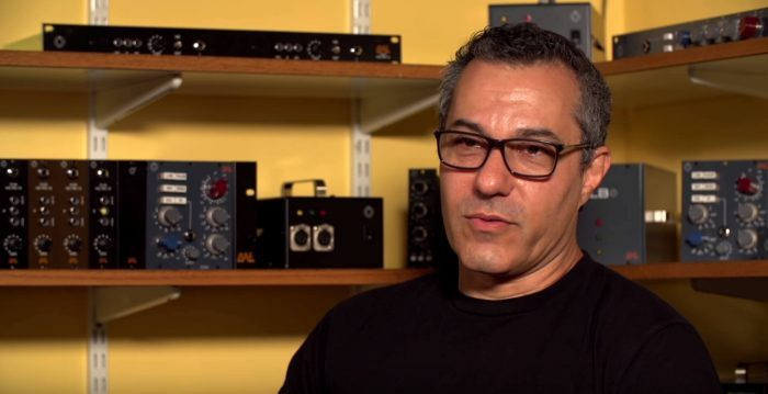 Producer Greg Fidelman