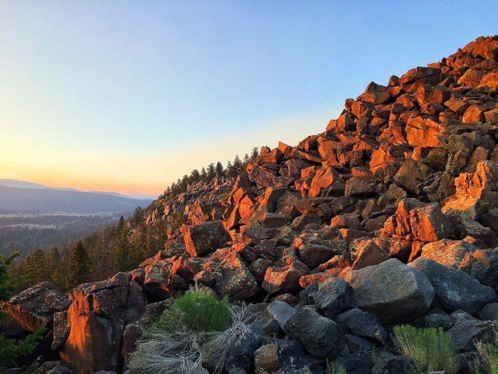 Richard Devine Ringing Rocks