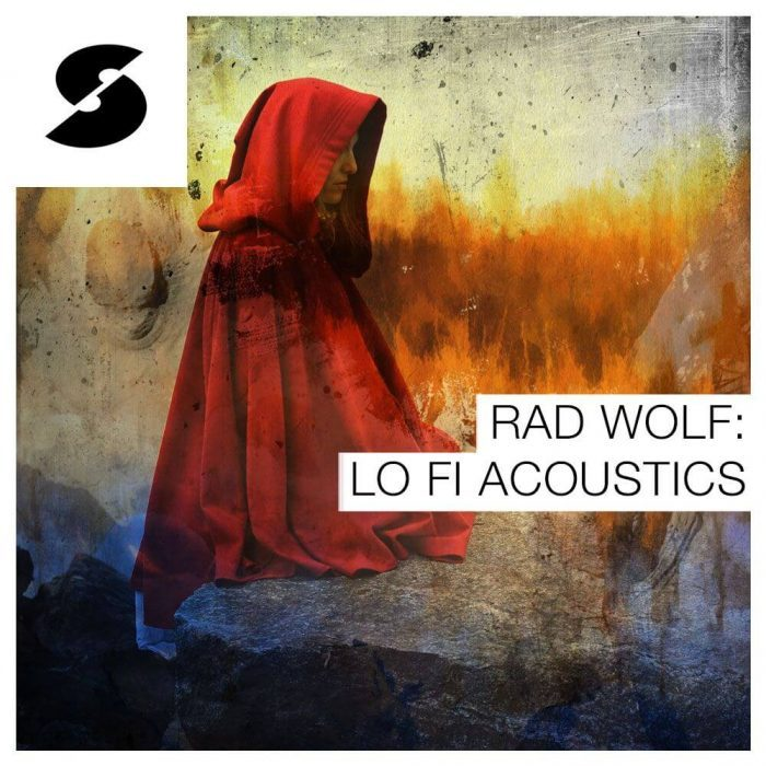 Samplephonics Rad Wolf Lo Fi Acoustics