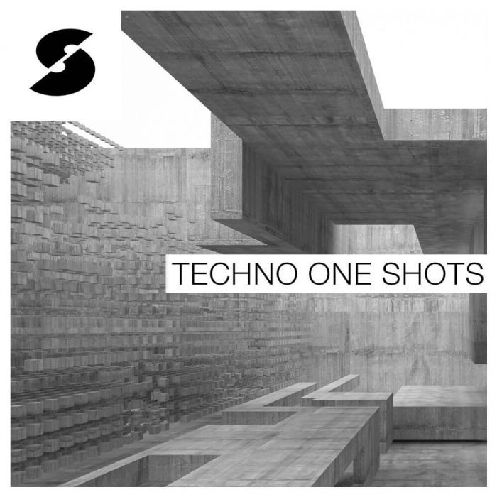 Samplephonics Techno One Shots