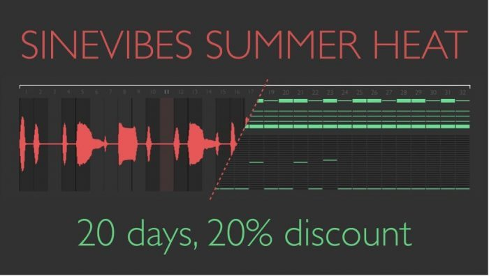 Sinevibes Summer Heat Sale