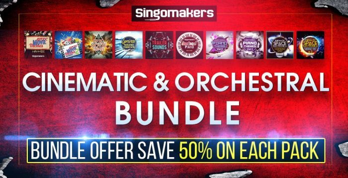 Singomakers Cinematic & Orchestral Bundle