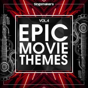 Singomakers Epic Movie Themes Vol 4