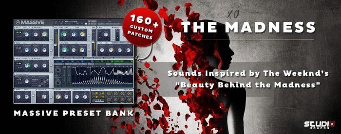 StudioSounds XO_The_Madness_Banner