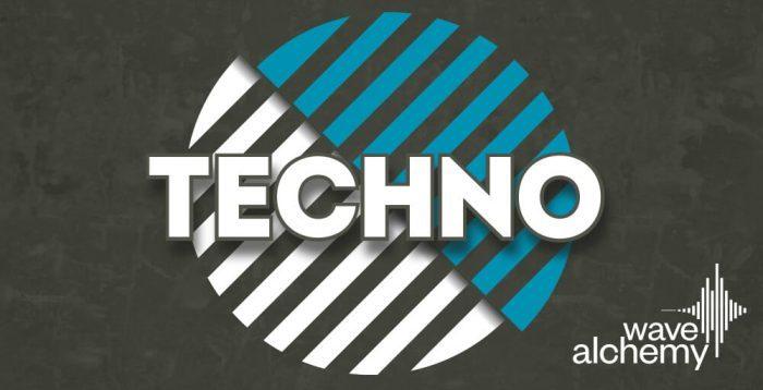 Wave Alchemy Techno