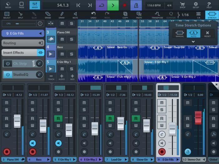 05 CB2 Main w Mixer TimeStretch