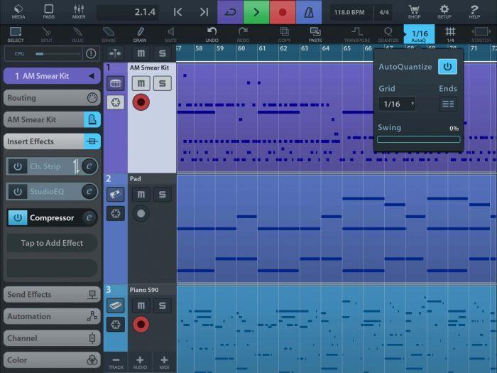 08 CB2 MIDI Auto Quantize