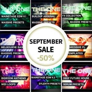 123Creative September Sale