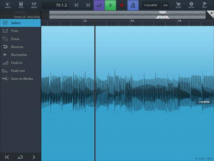 19 CB2 Audio Editor Zoom