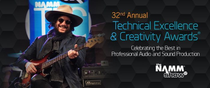 32nd Annual NAMM TEC Awards