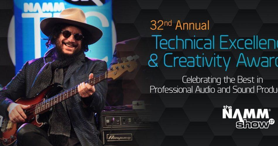 32nd Annual NAMM TEC Awards