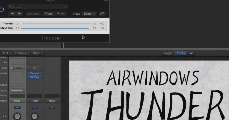 Airwindows Thunder