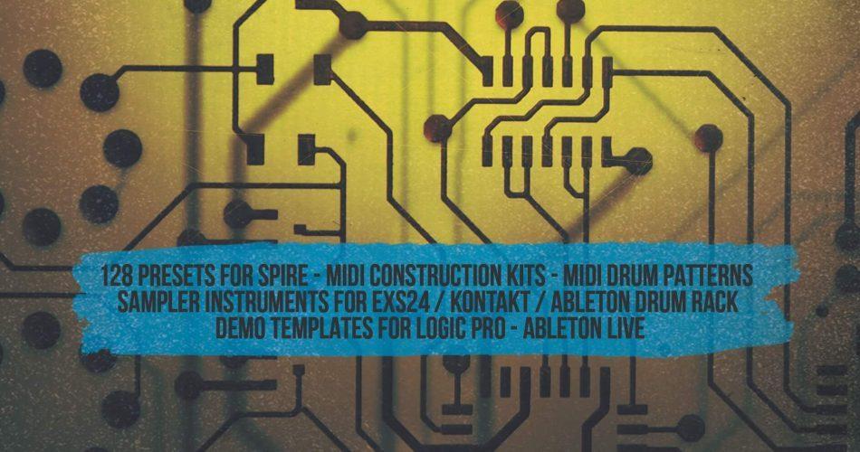 Big Sound Samples Spire Techno Essentials