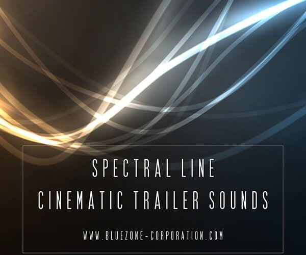 Bluezone Spectral Line Cinematic Trailer Sounds