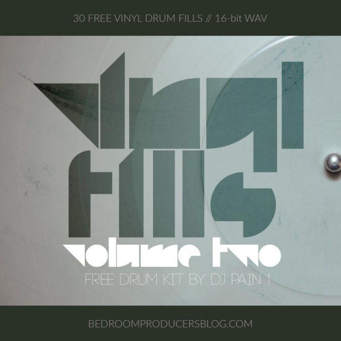 DJ Pain 1 Vinyl Fills Vol 2