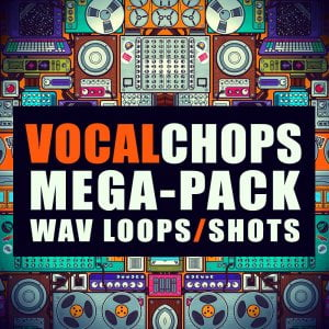 Function Loops Vocal Chops Mega Pack