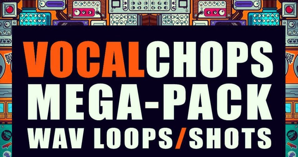 Function Loops Vocal Chops Mega Pack