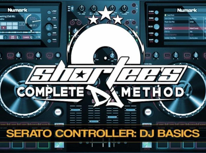 Groove3 Shortee's Complete Guide to DJ Basics with a Serato Controller