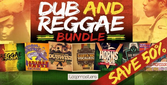 Loopmasters Dub and Reggae Bundle
