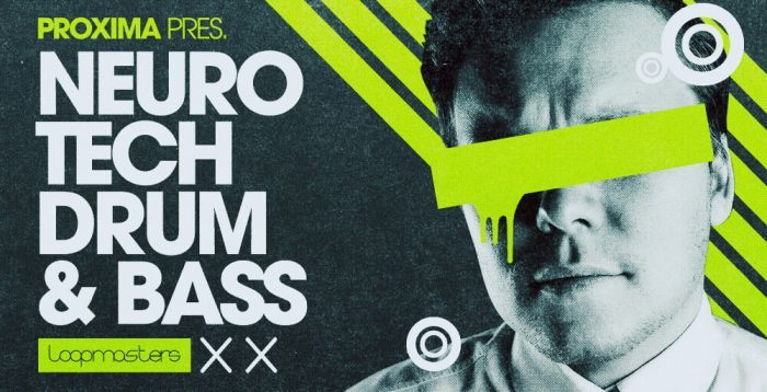 Loopmasters Proxima Neuro Tech Drum & Bass