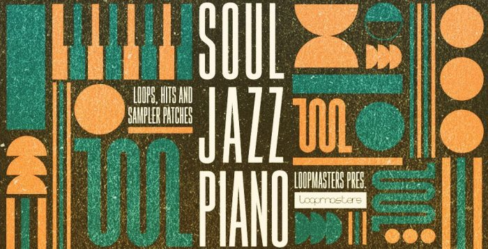 Loopmasters Soul Jazz Piano